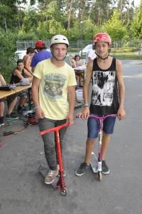 Dani und Nino - die Finalisten