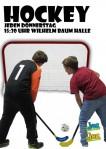 Plakat Hockey