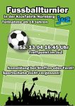 Ü14 Fußballturnier Feucht Kickfabrik Nürnberg